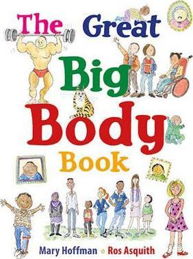 The Great Big Body Book (Hardcover)