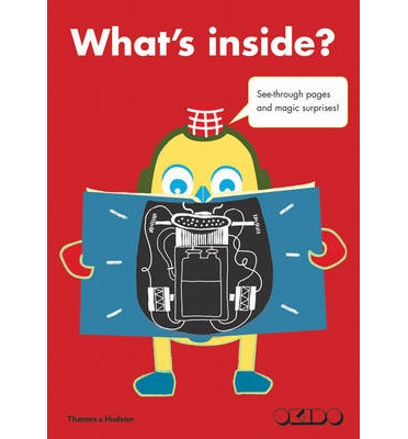 What's inside? : See-through pages and magic surprises! (Hardcover)