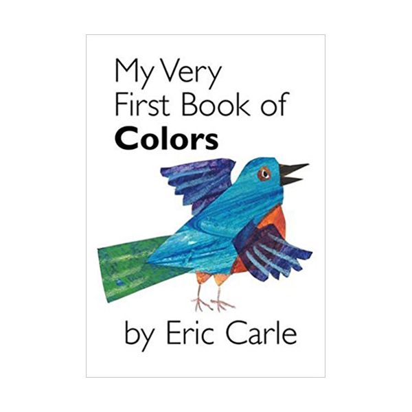 My Very First Book of Colors by Eric Carle (Boardbook)