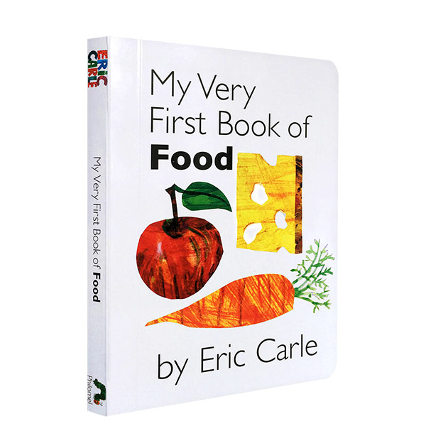 My Very First Book of Food by Eric Carle (Boardbook)