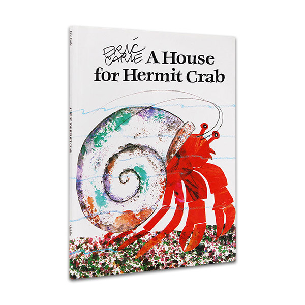 RL 3.7 : A House for Hermit Crab (Paperback)