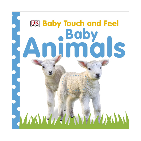 Baby Touch and Feel : Baby Animals (Board book, 영국판)