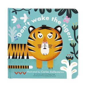Little Faces : Don't Wake the Tiger (Board book, 영국판)