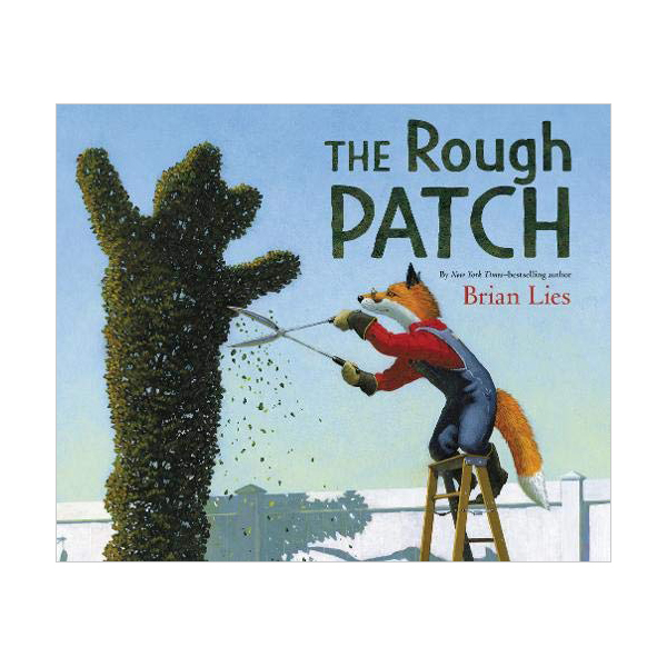 [2019 칼데콧] The Rough Patch (Hardcover)