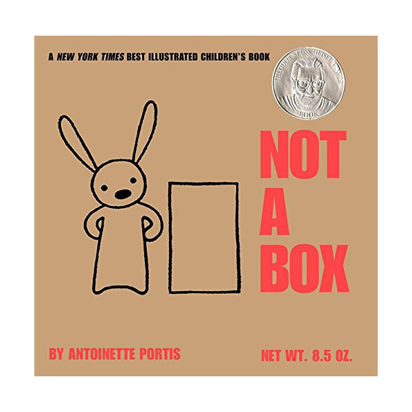 [베스트★] Not a Box (Board Book)