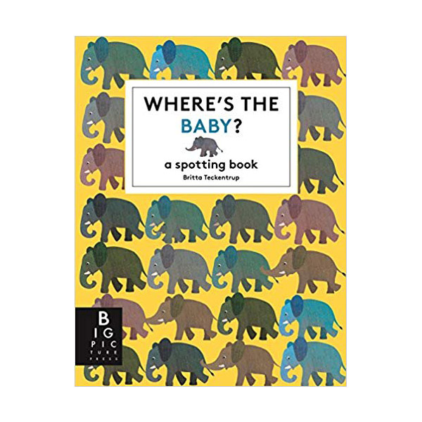 Where's the Baby? (Hardcover, 영국판)