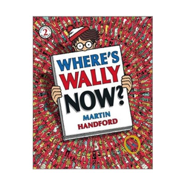 Where's Wally #02 : Where's Wally Now?  (Paperback, 영국판)
