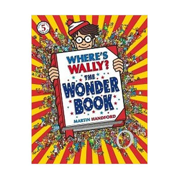 Where's Wally? #5 :The Wonder Book (Paperback)