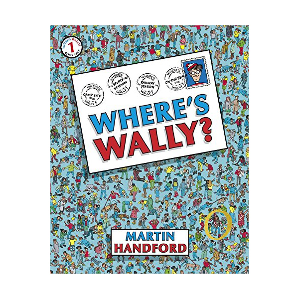 Where's Wally? (Paperback, 영국판)