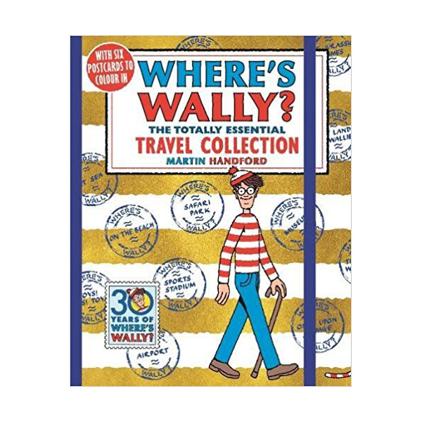 Where's Wally? The Totally Essential Travel Collection (Paperback, 영국판)