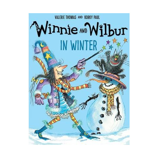 Winnie and Wilbur : In Winter (Paperback, 영국판)