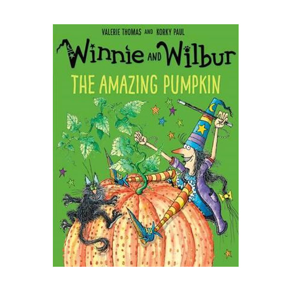 Winnie and Wilbur : The Amazing Pumpkin (paperback, 영국판)