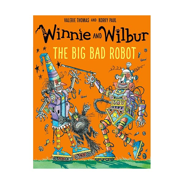 Winnie and Wilbur : The Big Bad Robot (Paperback, 영국판)