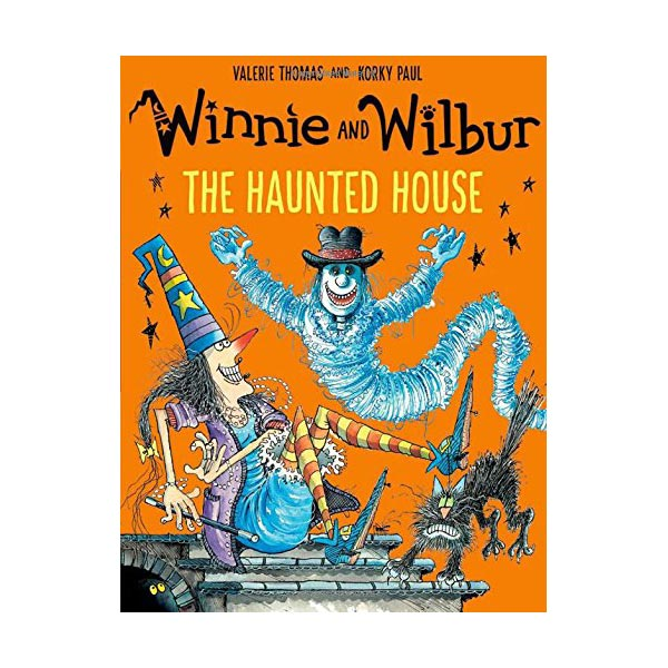 Winnie and Wilbur : The Haunted House (Paperback, 영국판)