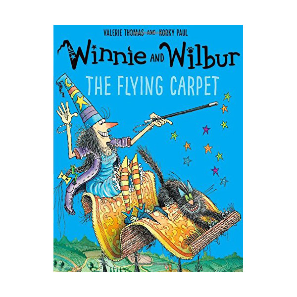 Winnie and Wilbur: The Flying Carpet (Paperback, 영국판)