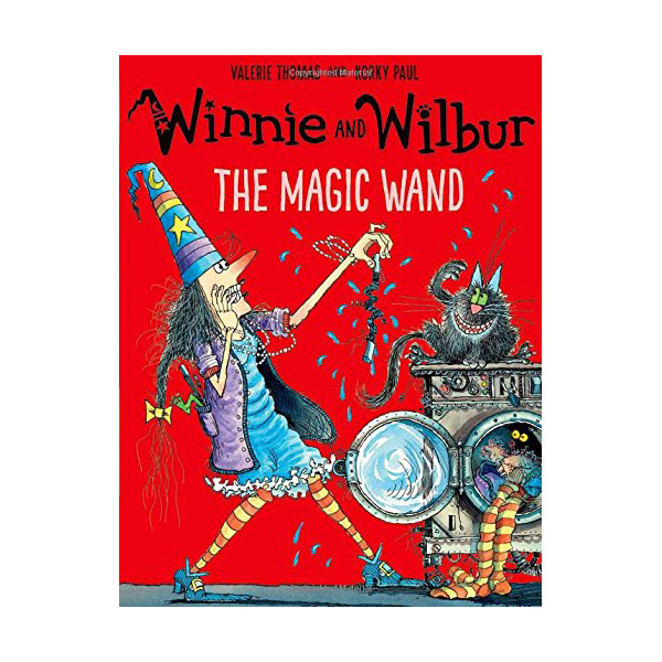 Winnie and Wilbur: The Magic Wand (Paperback, 영국판)