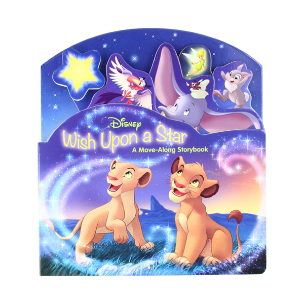 Wish Upon A Star : A Move-Along Storybook (Board book)