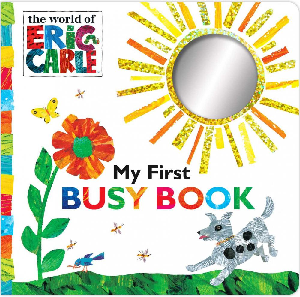 World of Eric Carle : My First Busy Book (Board book)