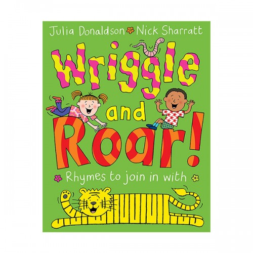 Wriggle and Roar (Paperback, 영국판)