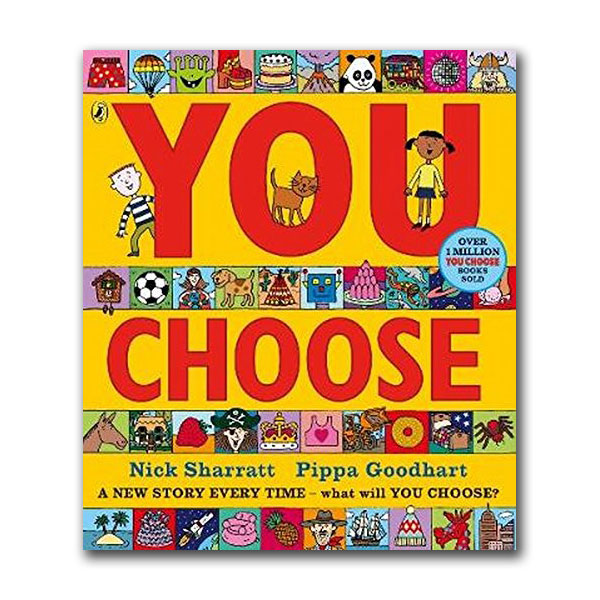 You Choose (Paperback, 영국판)