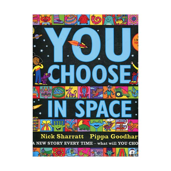 You Choose in Space (Paperback, 영국판)