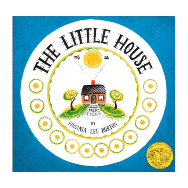 [1943 칼데콧] The Little House (Paperback, Caldecott)