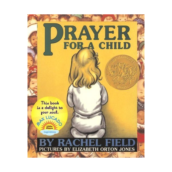 [1945 칼데콧] Prayer for a Child (Board Book, Caldecott)