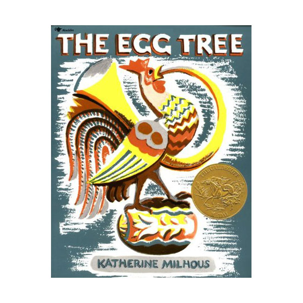 [1951 칼데콧] The Egg Tree (Paperback)