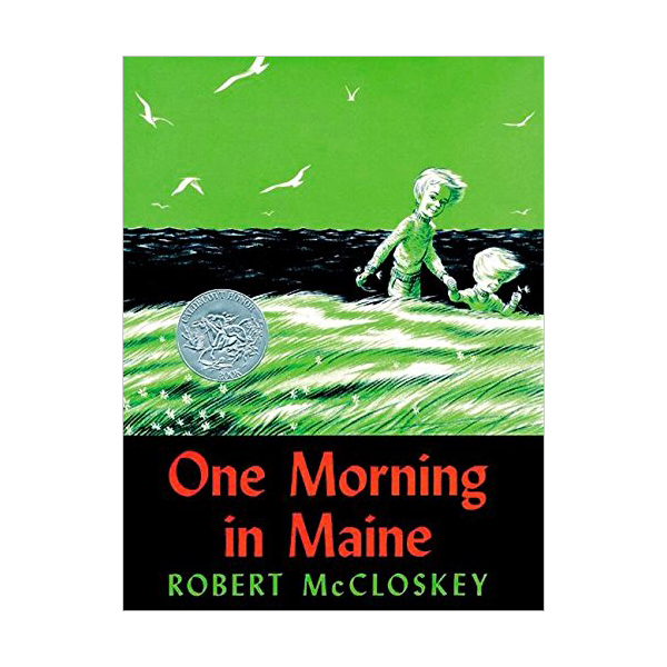 [1953 칼데콧] One Morning in Maine (Paperback, Caldecott)