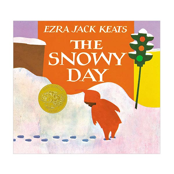 [1963 칼데콧] Ezra Jack Keats : The Snowy Day (Paperback)