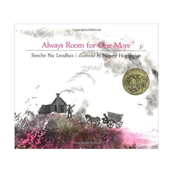 [1966 칼데콧] Always Room for One More (Paperback, Caldecott)