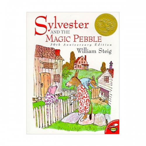 [1970 칼데콧] RL 4.0 : Sylvester and the Magic Pebble (Paperback, Caldecott)