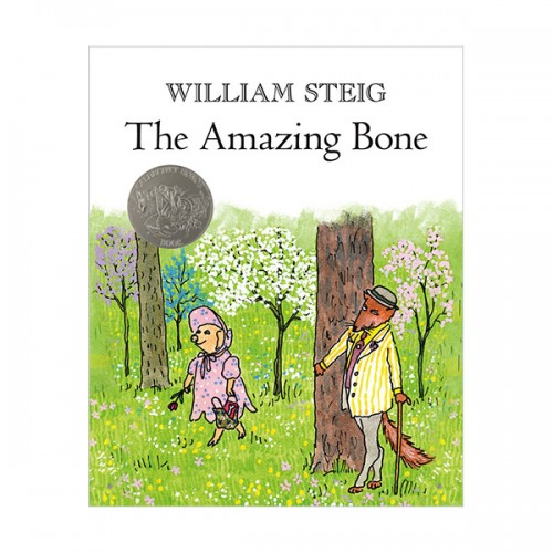 [1977 칼데콧] RL 3.9 : The Amazing Bone (Paperback, Caldecott)