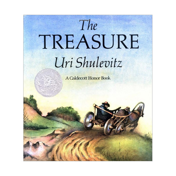 [1980 칼데콧] RL 3.0 : The Treasure (Paperback, Caldecott)
