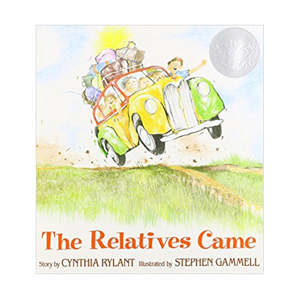 [1986 칼데콧] RL 4.1 : The Relatives Came (Paperback, Caldecott)