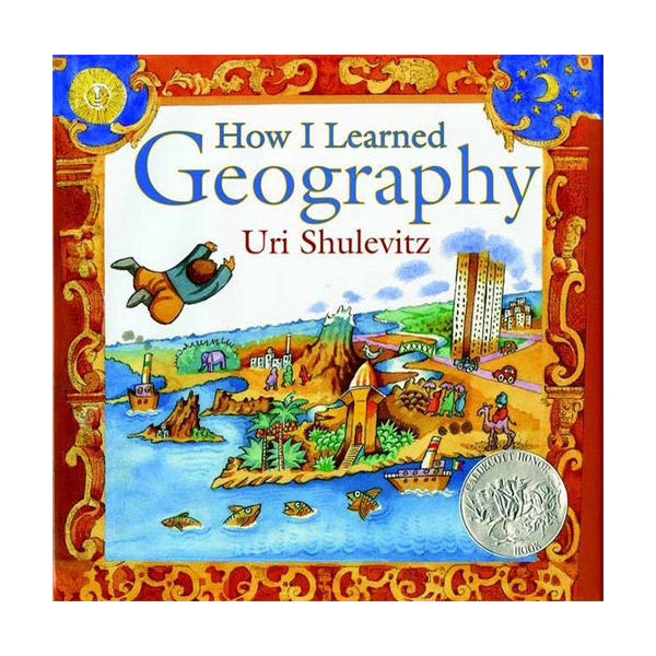 [2009 칼데콧] RL 4.4 : How I Learned Geography (Hardcover, Caldecott)