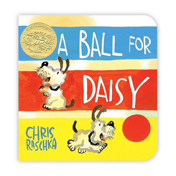 [2012 칼데콧] A Ball for Daisy (Board book, Caldecott)