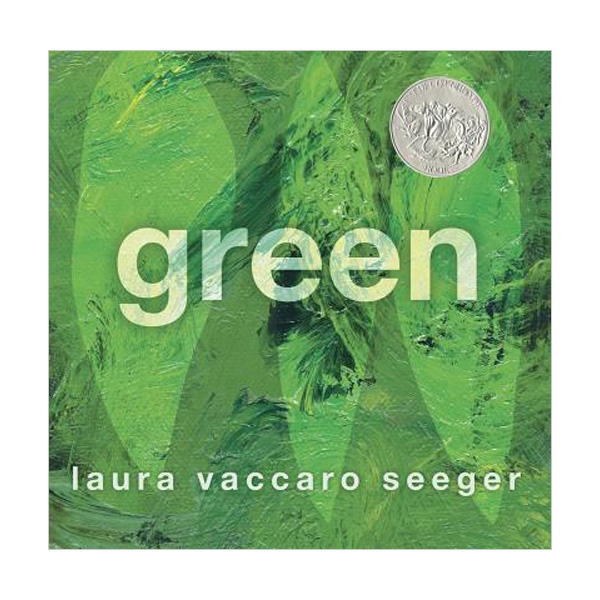 [2013 칼데콧] Green (Hardcover, Caldecott)