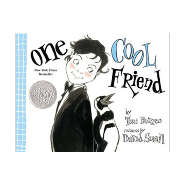 [2013 칼데콧] RL 3.1 : One Cool Friend (Hardcover, Caldecott)