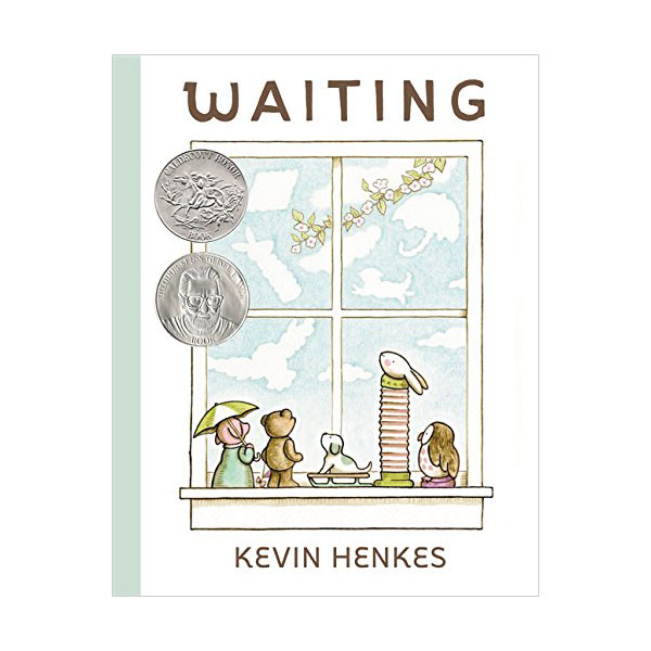 [2016 칼데콧] Waiting (Hardcover)