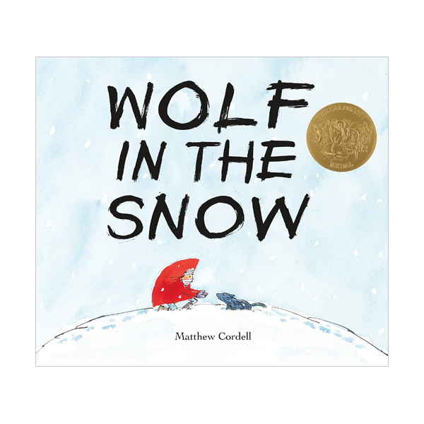 [2018 칼데콧] Wolf in the Snow (Hardcover, Caldecott)