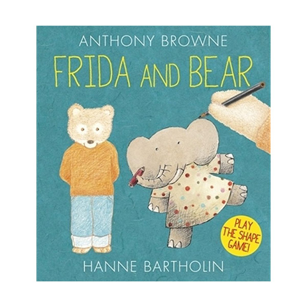 Frida and Bear : Anthony Browne (Paperback)