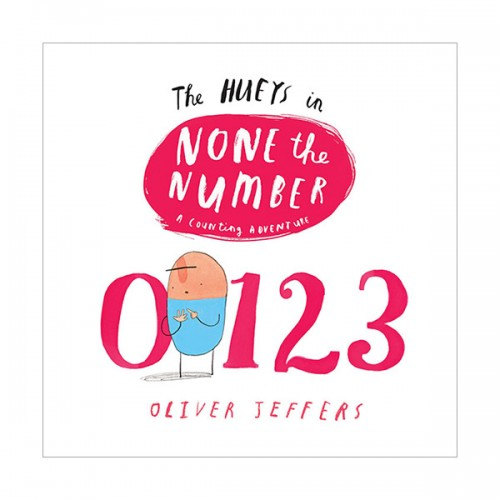 Oliver Jeffers : None the Number (Paperback, 영국판)