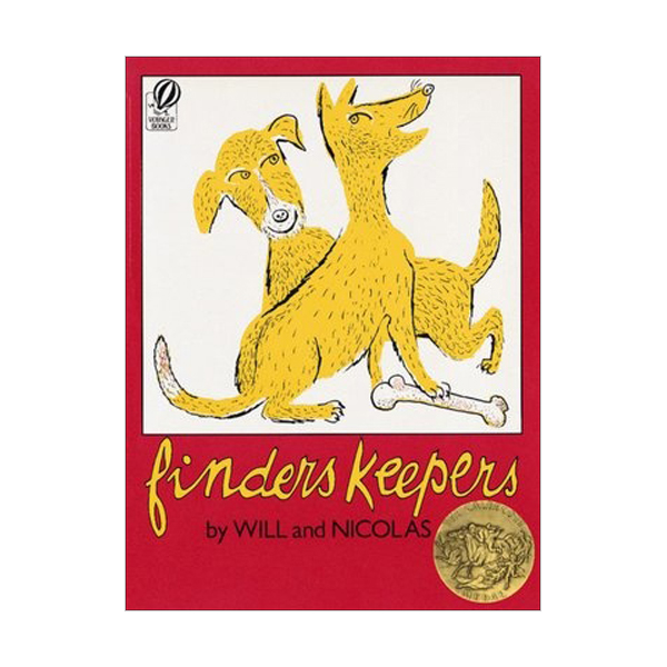 [1952 칼데콧] Finders Keepers (Paperback, Caldecott)