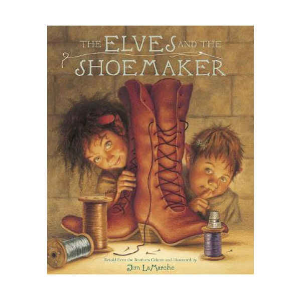 The Elves and the Shoemaker (Hardcover)