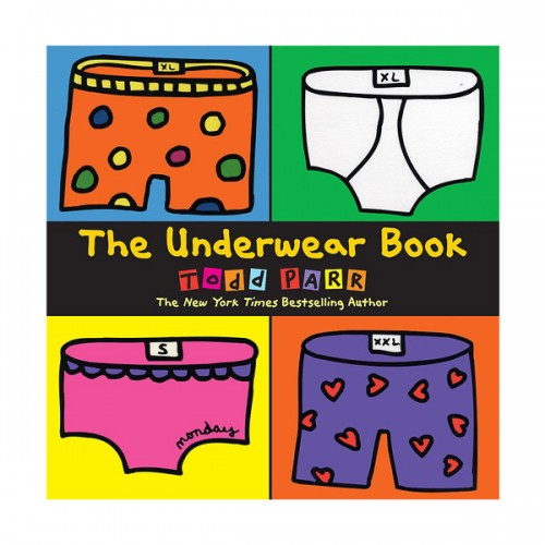 The Underwear Book (Paperback)