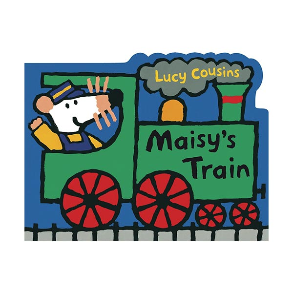 [메이지] Maisy's Train : Lucy Cousins (Board book)