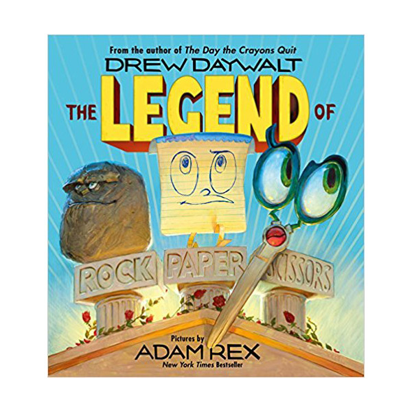 [모닝캄 2018-19] The Legend of Rock, Paper, Scissors (Paperback)