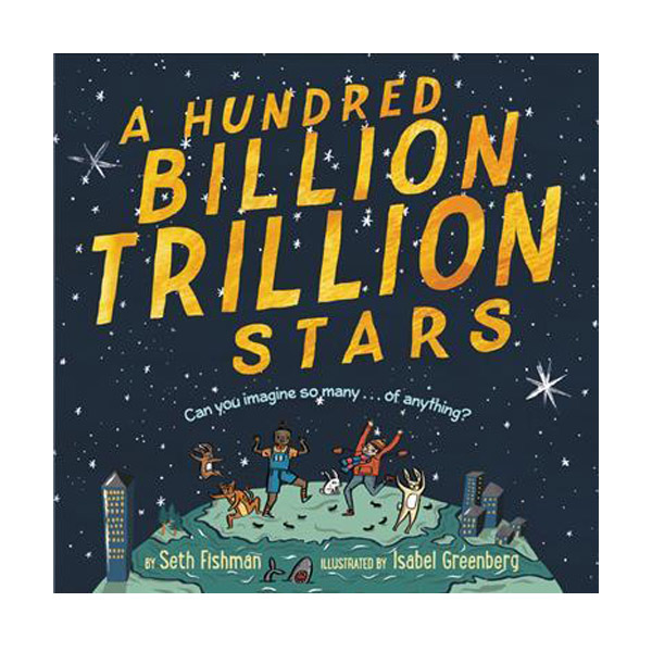 [모닝캄 2018-2019] A Hundred Billion Trillion Stars (Hardcover)