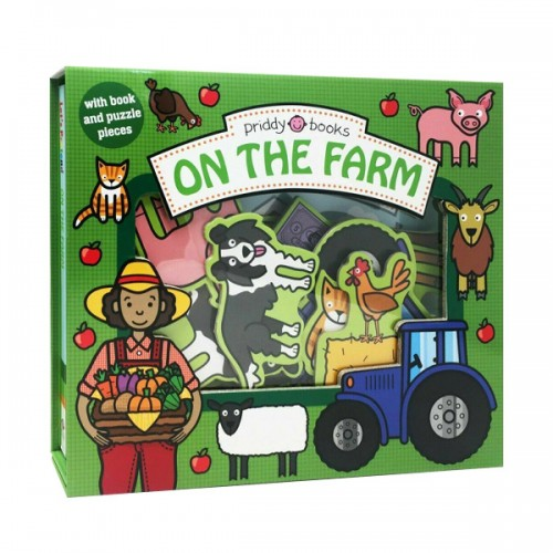 Let's Pretend : On The Farm (Board book, 영국판)